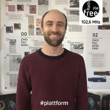 Ein Bild von Axel Städter heute in der Plattform