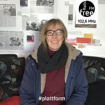 Susanne Bosch in der Plattform