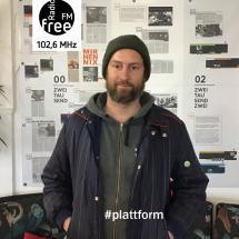 Ein Bild von Ben Dietermann heute in der Plattform