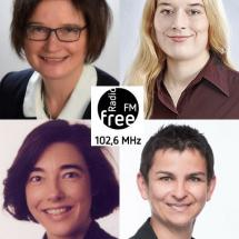 Sabine Doberenz, Sandra Vogel, Mechthild Möhler, Drita Scharf