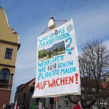 Streik der Gewerkschaft ver.di