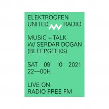 Elektroofen United Radio w/ Serdar Dogan