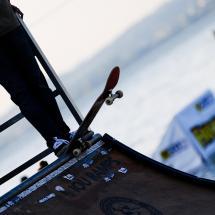 Miniramp Skateboarding