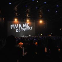 Fiva MC + DJ Phekt