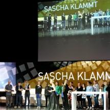 Große Überraschung ... Sascha Klammt