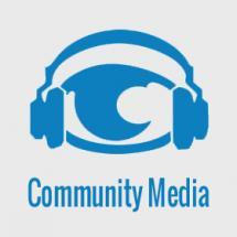 #zwcm Zukunftswerkstatt Community Media Logo
