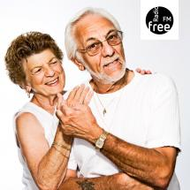 Zwei Senioren